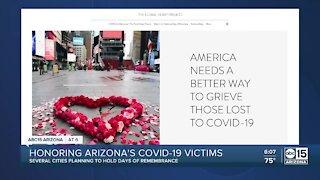Honoring Arizona's COVID-19 victims