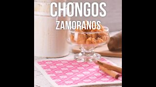 Traditional Chongos Zamoranos
