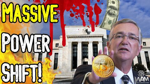 """MASSIVE POWER SHIFT! - Mexico's Third Richest Man Says """"GET OUT OF THE DOLLAR!"""" - Buy Bitcoin?"""