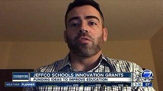 JeffCo Schools innovation grants fund ideas improve education