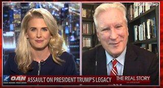 The Real Story - OANN Trump & N. Korea with Doug Wead