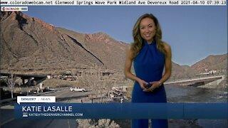 Denver7 forecast Saturday