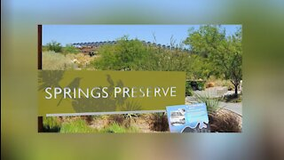 Springs Preserve closing due to rising COVID-19 cases in Southern Nevada