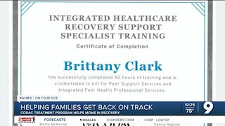 CODAC HELPS MOMS IN RECOVERY