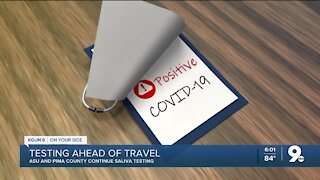 COVID testing in Pima County ahead of the holidays