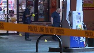 Cleveland gas station attack sparks protest over violence against women