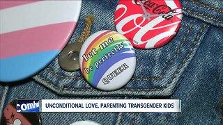 Unconditional love, parenting transgender children