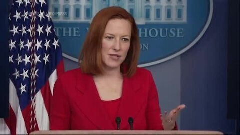 Psaki Says She'd 'Be Happy' to Face McEnany on Fox