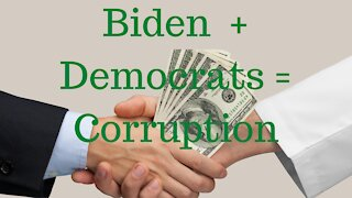 The Democrats Are A Model Of Corruption