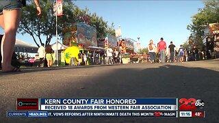 Kern County Fair honored