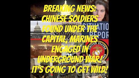 BREAKING NEWS: Marines, Chinese Soldiers, Mass Gunfire, Arrests, Trump