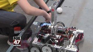 Mason Public Schools Opens a Robotics Center