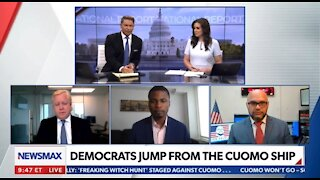 Cuomo's Chicanery Has Caught Up With Him: Rich Valdes to Newsmax