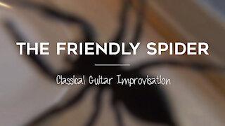 The Friendly Spider - Classical Guitar Improvisation