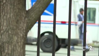 Baltimore postal workers union president fears Trump-backed postmaster general is trying to 'destroy' USPS