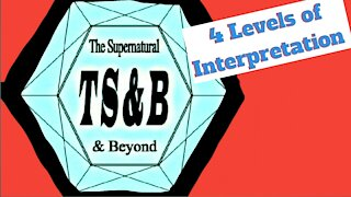 The 4 Levels of Interpretation with Merci Schreck