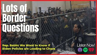 Border Questions Need Answers