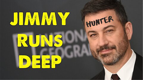 """Kimmel Gives Hunter """"Jimmy"""" Cred"""