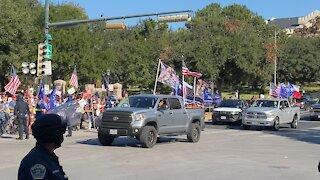 Austin, Texas #Stopthesteal Rally November 7th, 2020