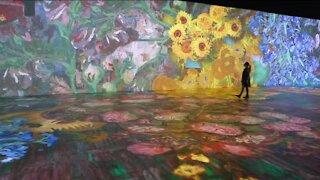Hidden Gem: The Wisconsin Center hosts immersive Van Gogh exhibit