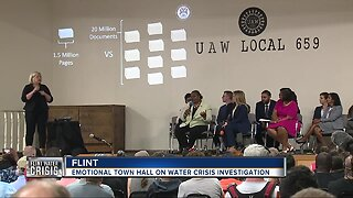 Flint hears from prosecutors who dropped water charges