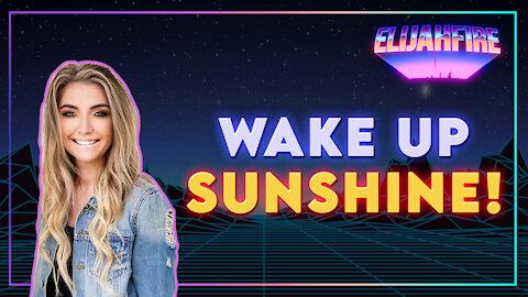 "ElijahFire: Ep. 9 – CHRISTA J. BULLOCK GOD IS CALLING: ""WAKE UP SUNSHINE!"""