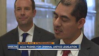 ACLU pushes for criminal justice, fair chance employment legislation