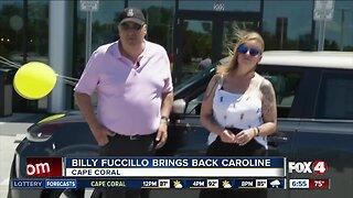 Caroline returns to Fuccillo Kia Cape Coral