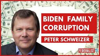 PETER SCHWEIZER Breaks Down Everything We Know About Biden Family Corruption