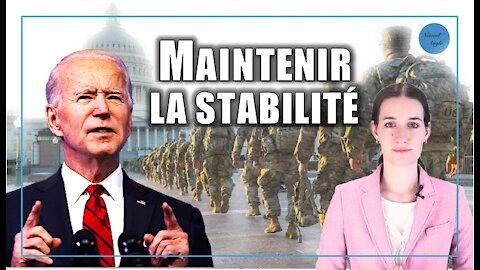 Maintenir la stabilité