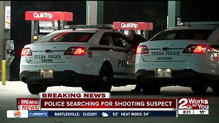 Police search for shooter in attempted car-jacking at QT