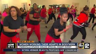 The American Heart Association hosts 2nd annual 'Bodywerk'