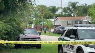 Person in custody after victim shot in shoulder