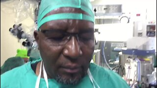 SOUTH AFRICA - Pretoria - Middle Ear Transplant (5Zh)