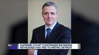 Michigan judge could be Trump's nominee as next Supreme Court Justice