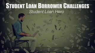 Student loans borrowers are still struggling right now, even with payments on federal loans suspended.