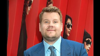 James Corden is filming the The Late Late Show from home again after his friend tested positive for Covid