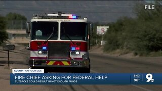 Rural fire district asking for federal assistance