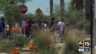 Valley kids bring awareness to Suicide Prevention Month