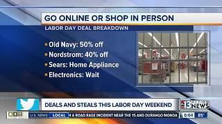 Are Labor Day sales worth it?