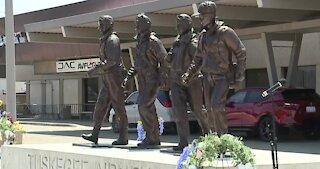 Tuskegee Airmen memorial project in Detroit