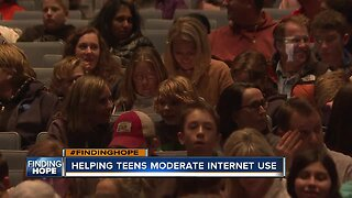 Finding Hope: moderating screen time