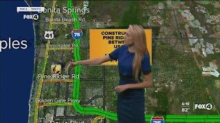 Traffic Alert: Weekend construction sites
