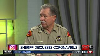 Sheriff Donny Youngblood discusses KCSO response to coronavirus