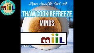 Defense Against the Dark Arts #3: Pavlovian cookbook