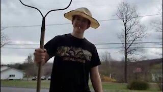 Going gardening