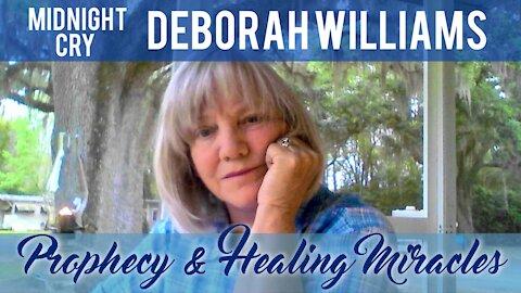 Deborah Williams guest on Breath of Heaven with Janine Horak