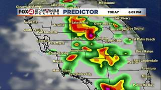 FORECAST: Hot and Humid Weekend with PM Storms