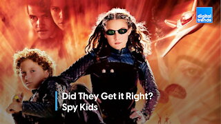 Did They Get It Right? | Spy Kids