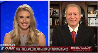 The Real Story - OAN Media Mishaps 2020 with Wayne Allyn Root